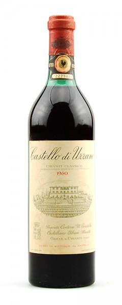 Wein 1960 Chianti Classico Castello di Uzzano