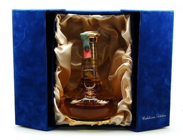 Whisky 1989 Glenlivet Single Malt Whisky in Samtbox