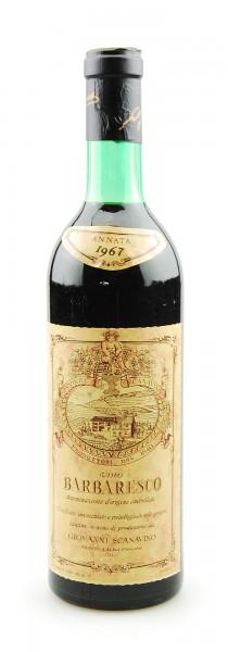 Wein 1967 Barbaresco Scanavino