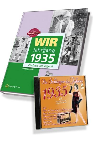 Zeitreise 1935 - Wir vom Jahrgang & Schlager 1935