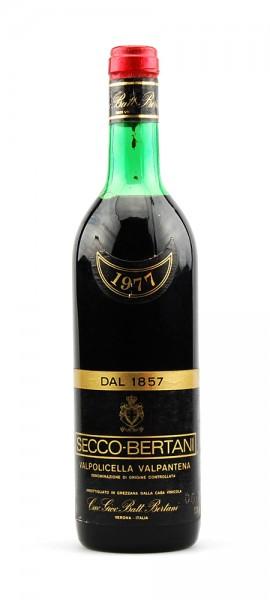 Wein 1977 Valpolicella Classico Superiore Bolla
