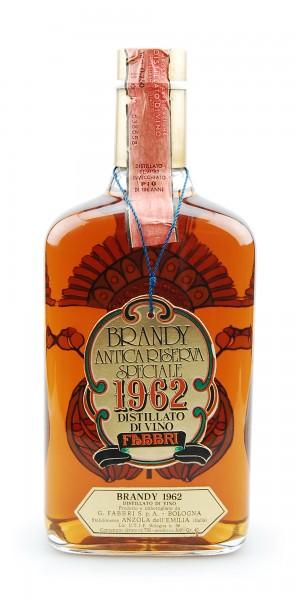 Brandy 1962 Antica Riserva Speciale Fabbri