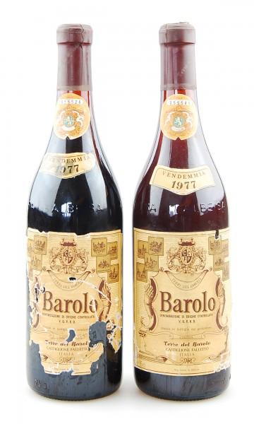Wein 1977 Barolo Terre del Barolo