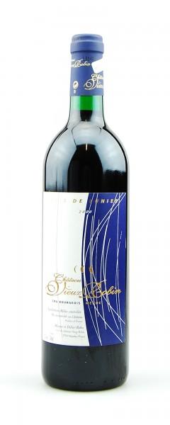 Wein 2000 Chateau Vieux Robin Cru Bourgeois Medoc