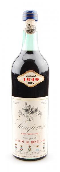 Wein 1949 Rosso Piceno Extra Sangiovese Montefano