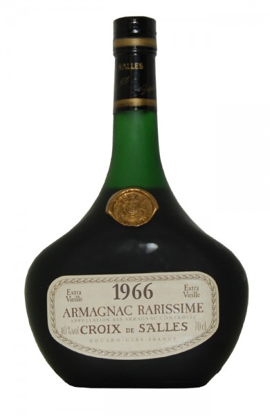 Armagnac 1966 Croix de Salles