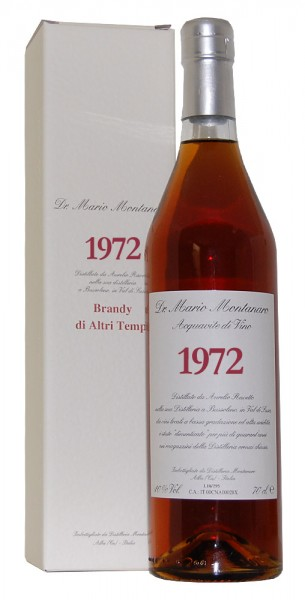 Brandy 1972 di Altri Tempi Dr. Mario Montanaro