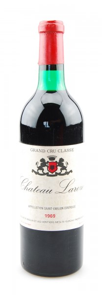 Wein 1969 Chateau Laroze Grand Cru Classe