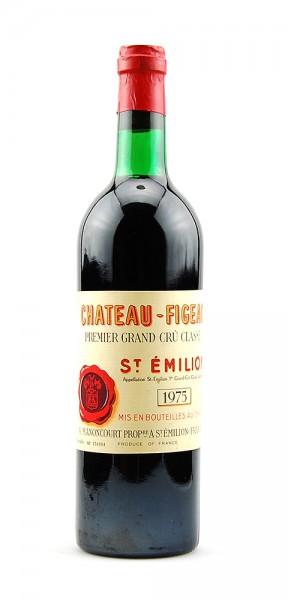 Wein 1975 Chateau Figeac 2eme Grand Cru Classe