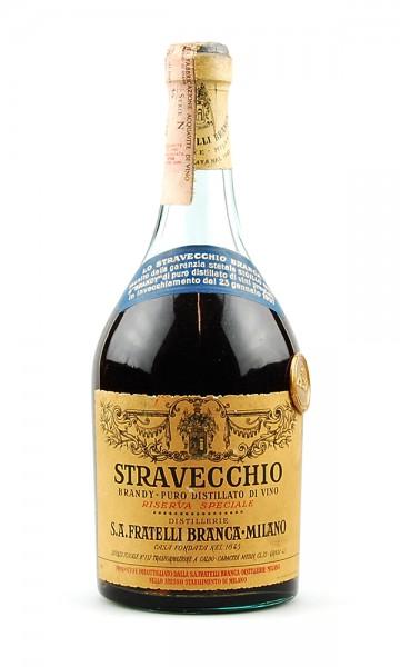 Brandy 1937 Riserva Speciale Stravecchio Branca