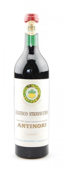 Wein 1956 Aleatico Stravecchio Marchese Antinori