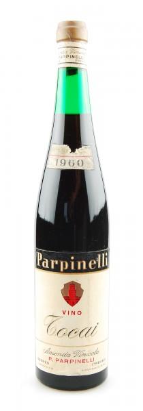 Wein 1960 Vino Tocai Parpinelli Riserva
