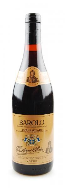 Wein 1974 Barolo Riserva Speciale Philippe Oliver