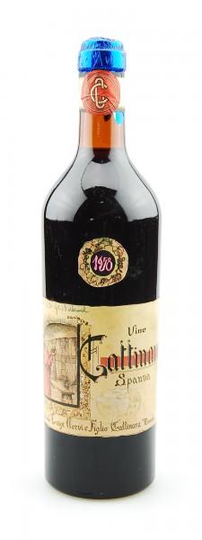 Wein 1958 Gattinara Spanna Vinicola Luigi Nervi