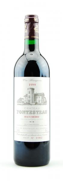 Wein 1999 Chateau Fontesteau Cru Bourgeois