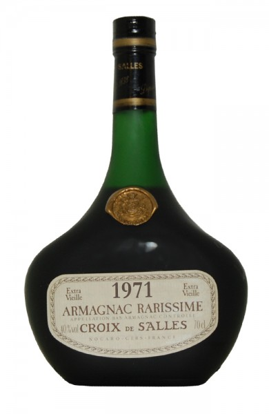 Armagnac 1971 Croix de Salles