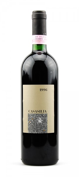 Wein 1996 Chianti Classico Poggio al Sole Casasilia