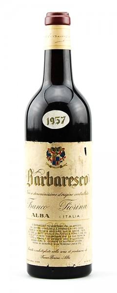 Wein 1957 Barbaresco Franco Fiorina