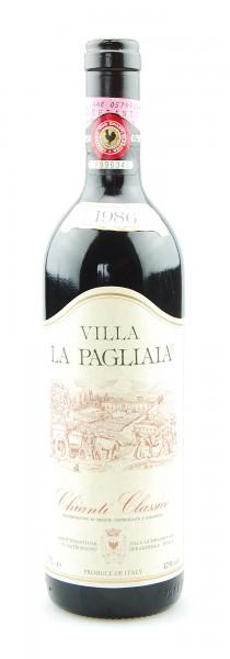 Wein 1986 Chianti Classico La Pagliaia