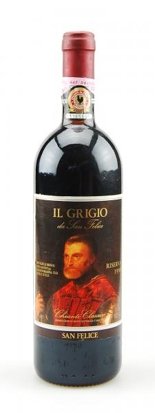 Wein 1990 Chianti Classico Riserva San Felice