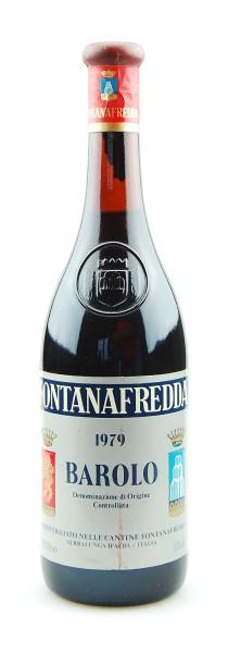 Wein 1979 Barolo Fontanafredda