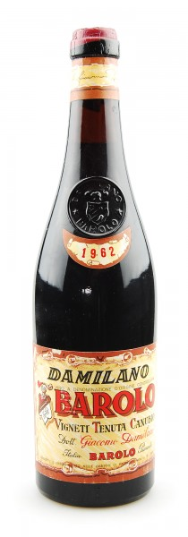 Wein 1962 Barolo Giacomo Damilano