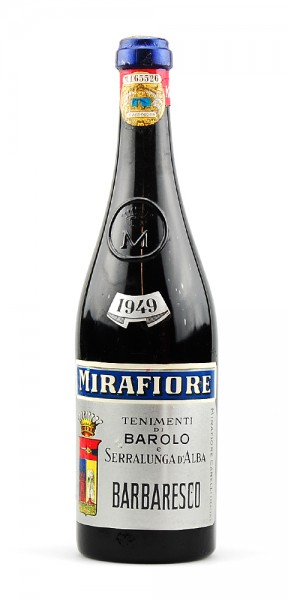 Wein 1949 Barbaresco Mirafiore
