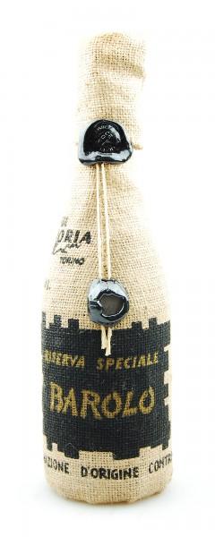 Wein 1964 Barolo Marchese Villadoria Riserva Speciale