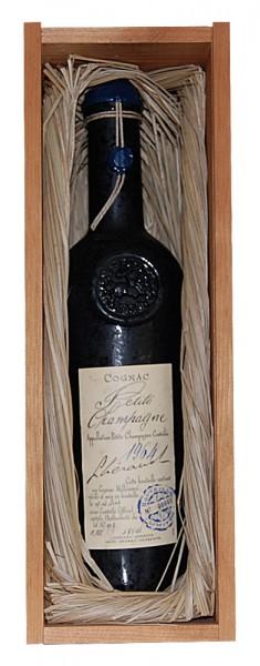 Cognac 1964 Lheraud Petite Champagne