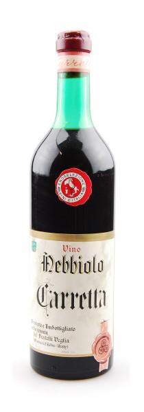 Wein 1965 Nebbiolo Riserva Enoselezione Carretta