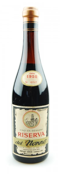 Wein 1955 Vino da Dessert Riserva del Nonno