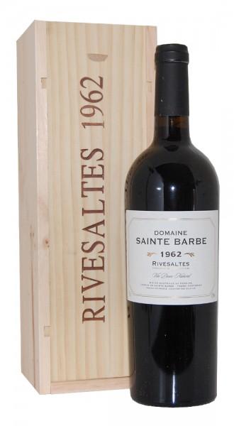 Wein 1962 Rivesaltes Domaine Sainte Barbe