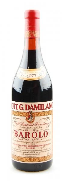 Wein 1977 Barolo Giacomo Damilano