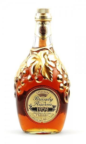 Brandy 1959 Riserva Fabbri