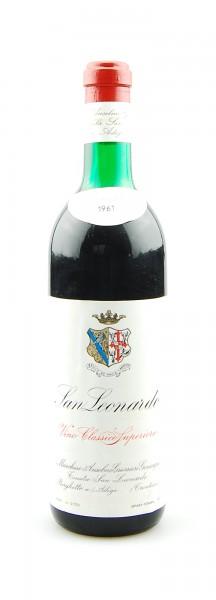 Wein 1961 San Leonardo Vino Classico Superiore
