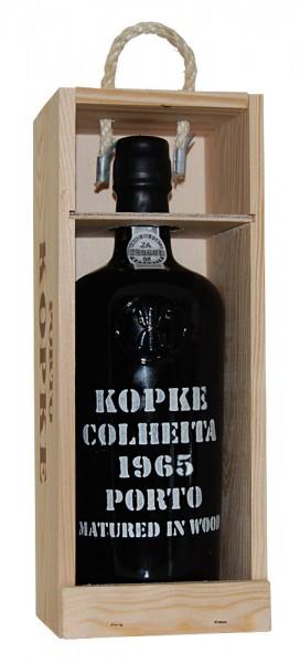 Portwein 1965 Kopke Colheita