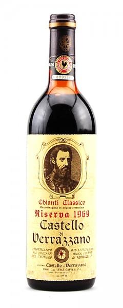Wein 1969 Chianti Classico Riserva Verrazzano