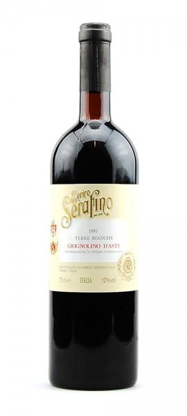 Wein 1991 Grignolino d-Asti Enrico Serafino