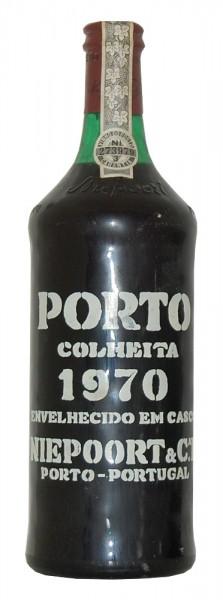 Portwein 1970 Niepoort Colheita