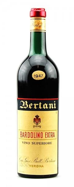 Wein 1947 Bardolino Extra Giovanni Bertani