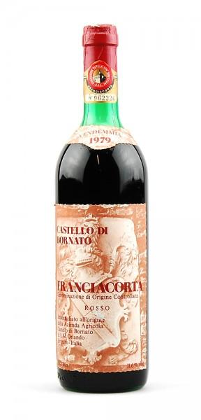 Wein 1979 Franciacorta Castello di Bornato