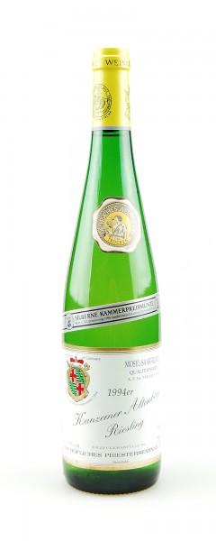 Wein 1994 Kanzemer Altenberg Riesling