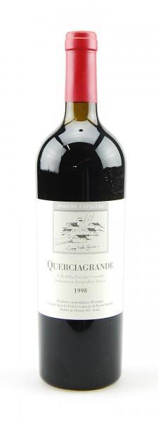 Wein 1998 Querciagrande Podere Capaccia