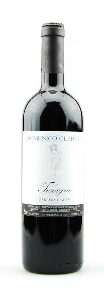 Wein 2007 Barbera d´Alba Trevigne Domenico Clerico