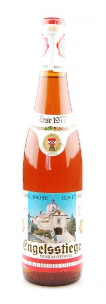 Wein 1977 Engelsstiege Muskat Ottonel