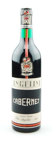 Wein 1961 Cabernet Azienda Angelini