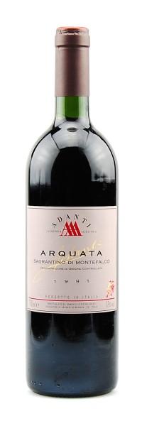 Wein 1991 Sagrantino di Montefalco Adanti