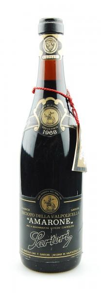 Wein 1968 Amarone Recioto della Valpolicella Sartori