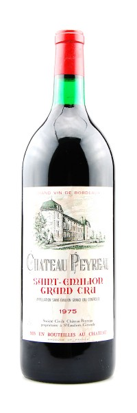 Wein 1975 Chateau Peyreau Grand Cru MAGNUM