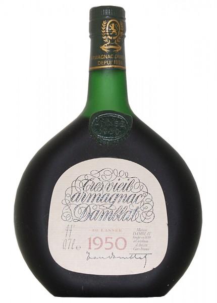 Armagnac 1950 Tres Vieil Armagnac Damblat